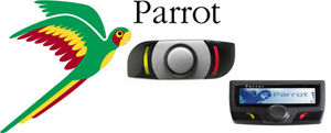 Parrot Hands Free